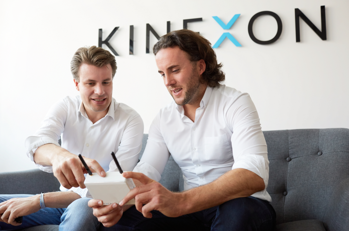 Kinexon – Ensuring social distancing on the shopfloor