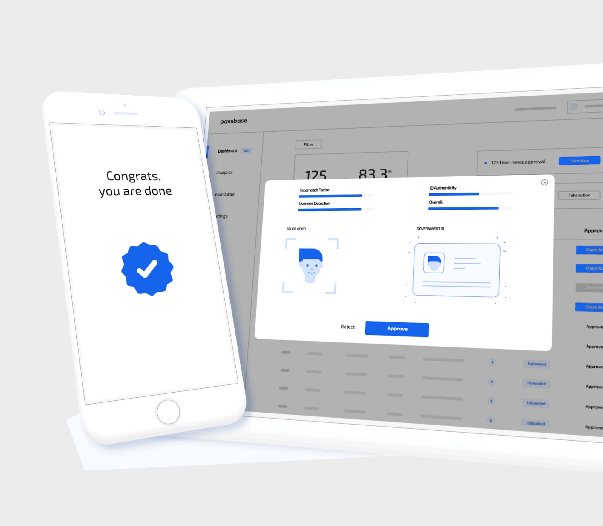 Passbase – Identity Verification Engine