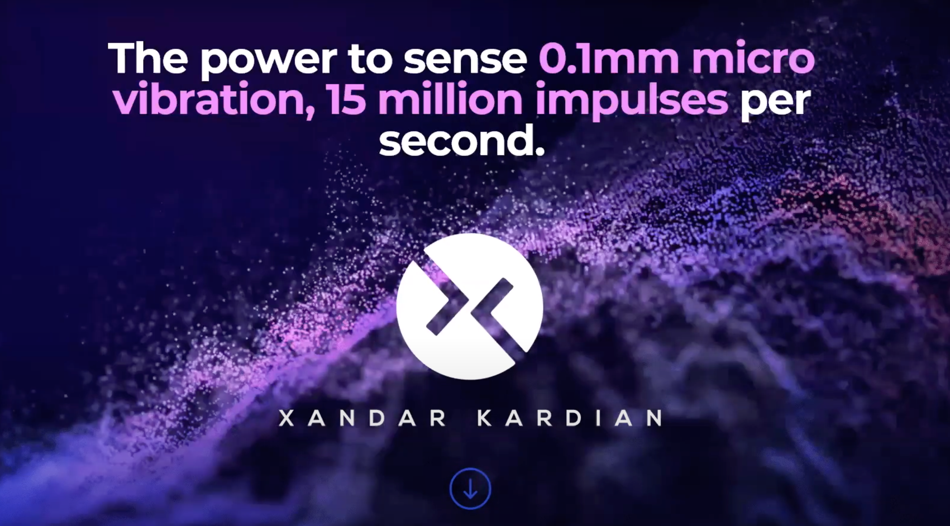 Xandar Kardian – Radar-based Vital Sign Sensor